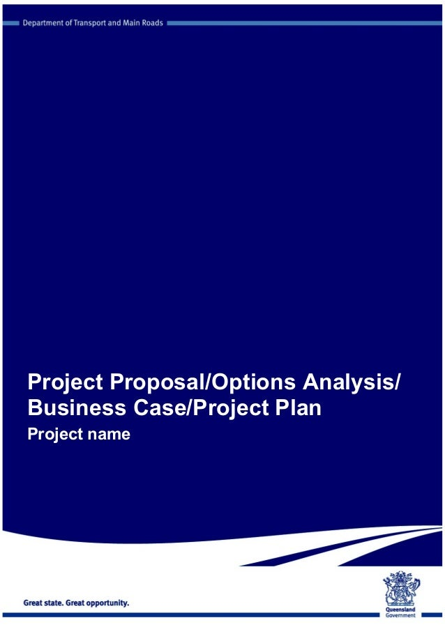Options Analysis Template In Major Feasibility Study