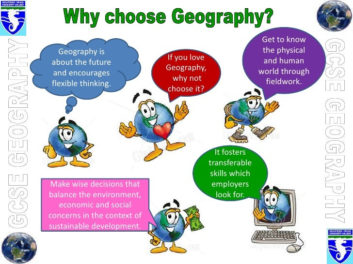 Jobs With Geography
