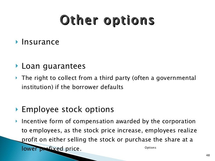 Incentive stock options expiration date
