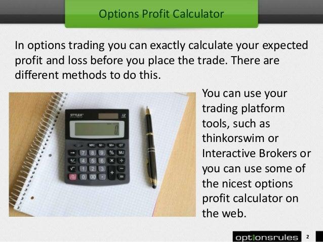 Stock option market prices australia