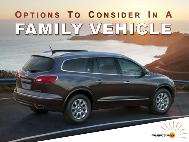Buying a car is a big decision and requires many considerations. With so many  models, styles and features to choose from,...