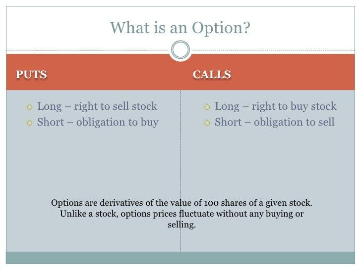 Stock options basics