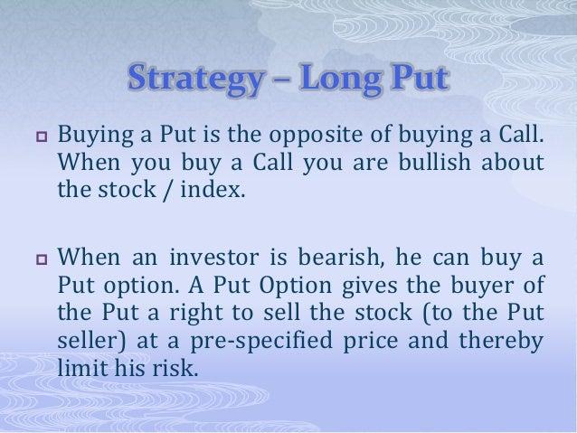 26 options strategies