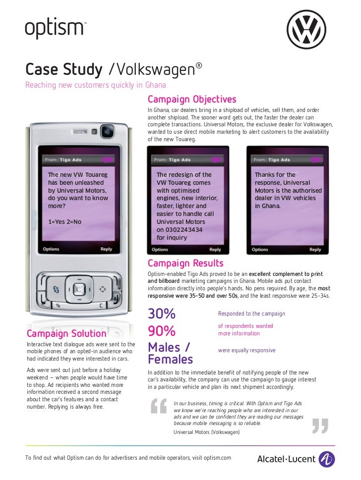 vw in india situation study
