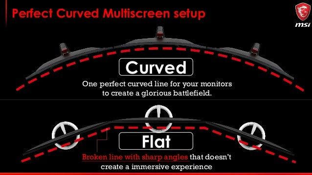 MSI Optix MPG Series Gaming Monitor Info Kit
