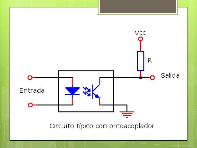 Circuito Optoacoplador : Optoacopladores