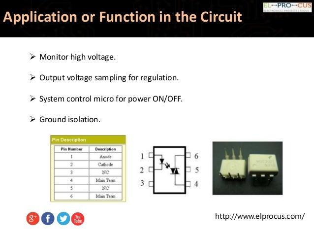 NTE3083 Optoisolator NPN Darlington Transistor Output
