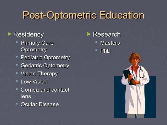 Significant Future Demand! ► Aging population of baby boomers will  increase demand for optometric services  ► Replacement...