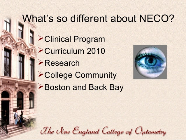 The New England Eye Institute Associate Traditional Clinical Organizations   NEEI Commonwealth  Community health centers...