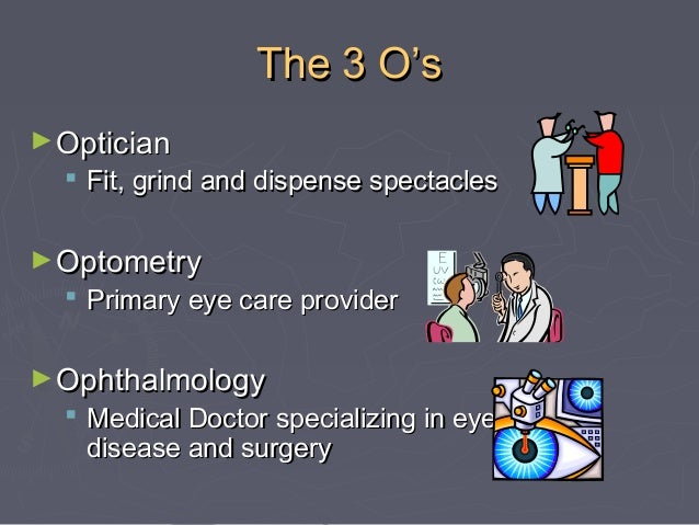"""Go eyes!  Alcon  ► Optometry ranked 2nd -  best profession  US News and World Report Jan 5, 2006  ► Optometry rated """"excel..."""