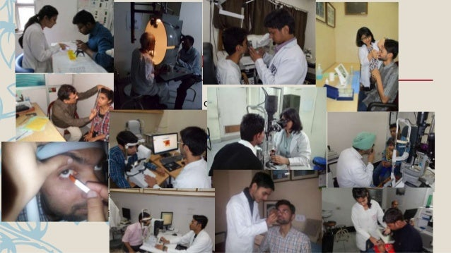 OWN PRACTICE – Optometry clinic – Optical shops – Eye hospital setup in collaboration with ophthalmologists Anand Murti My...