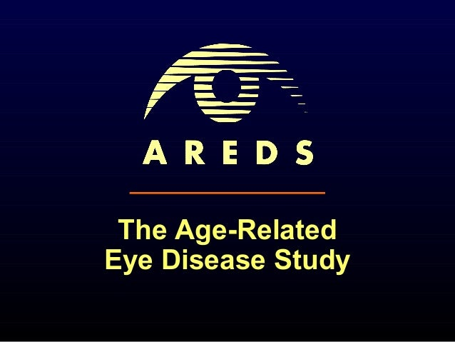 Beyond AREDS: The TOZAL Study and AREDSII Edward Paul, OD ...