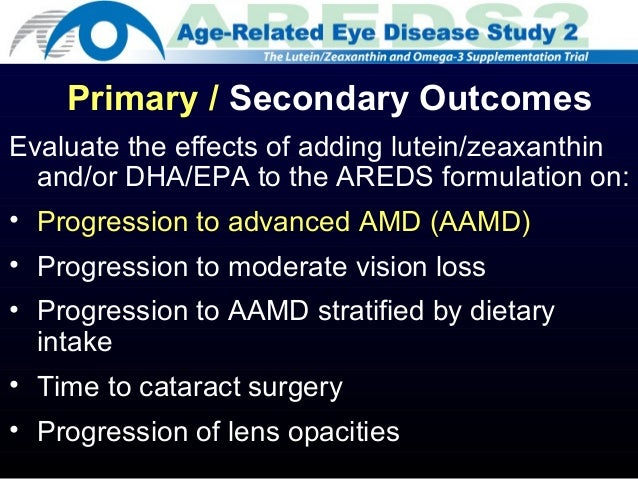 Age Related Eye Diseases - Eye Disease, Macular ...