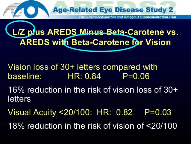 Age-Related Eye Disease Study (AREDS) - Full Text View ...