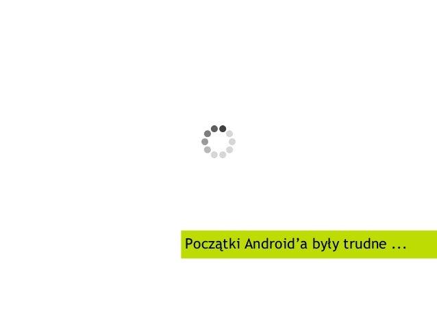 Optymalizacja hierarchii widoków na platformie Android