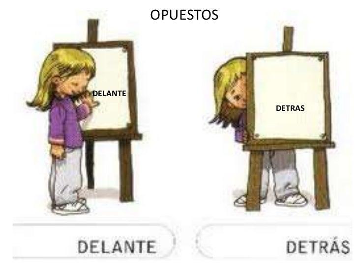OPUESTOSDELANTE                     DETRAS