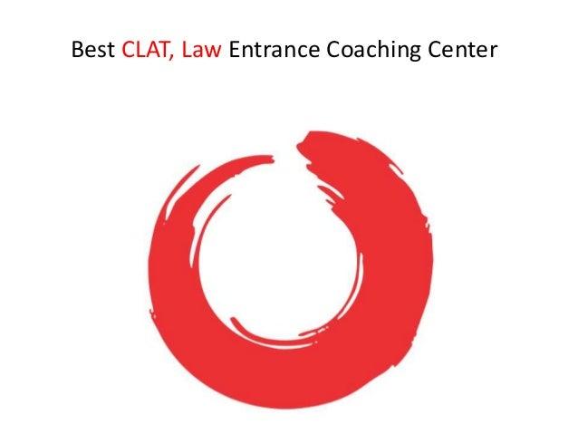 Best CLAT, Law Entrance Coaching Center