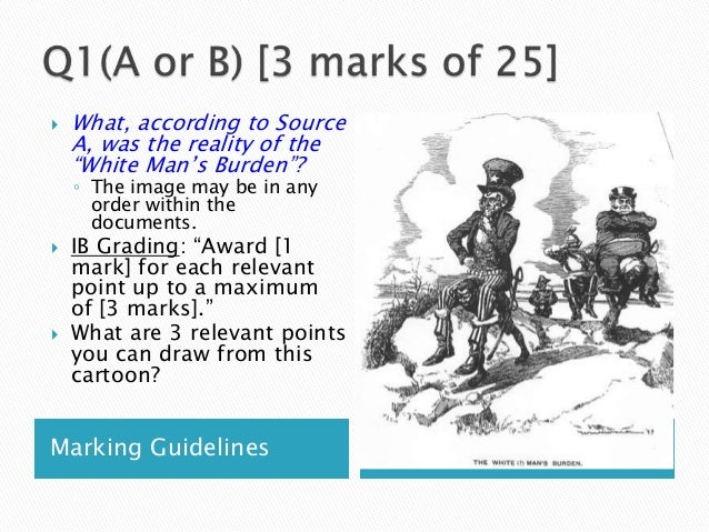 OPVL and Paper 1: IB History
