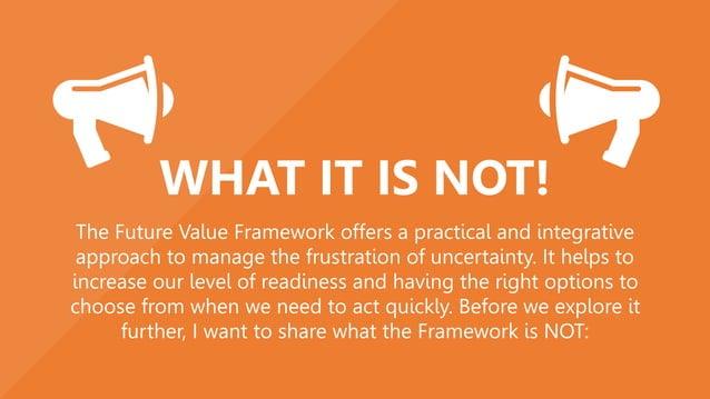 Future Value Generation @daniel_egger