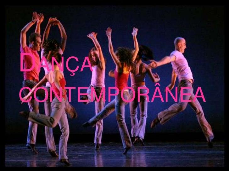 Dança contemporânea<br />