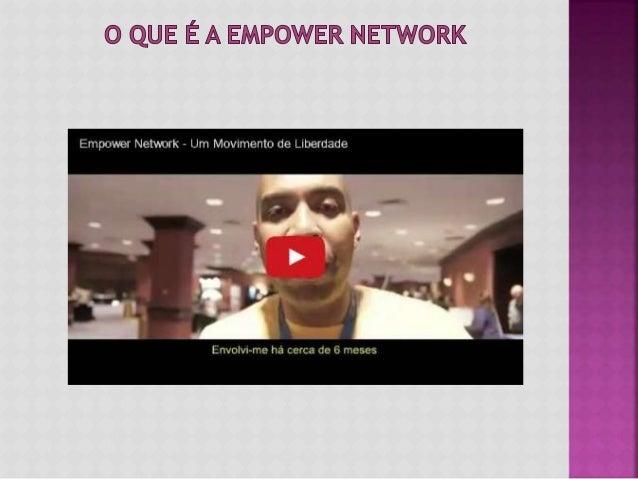 Podes ficar saber tudo acerca da Empower Network e de como o seu sistema te pode ajudar a conseguir realizar os teus objet...