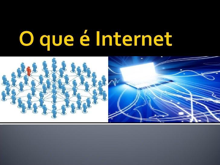 """Estamos acostumados a ouvir queInternet é a """"grande rede mundial decomputadores""""Entretanto, essa definição não é exata. Na..."""