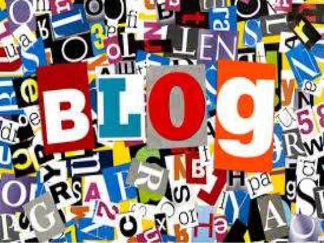 Blog é uma palavra que resulta da simplificação do  termo weblog. Este, por sua vez, é resultante da  justaposição das pal...