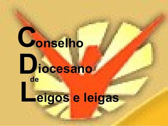 CDLonselhoiocesanoeigos e leigasde