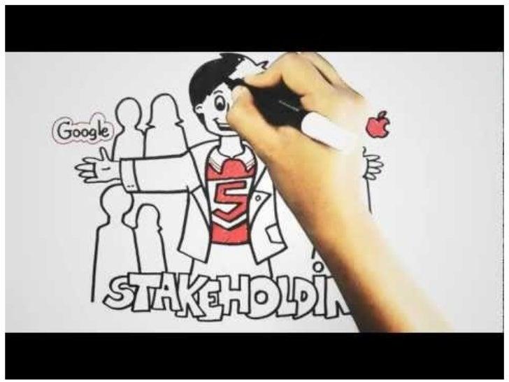 O que é Stakeholding?