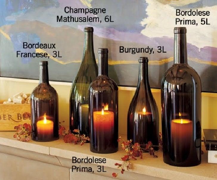 O que fazer com garrafas e copos de vidro