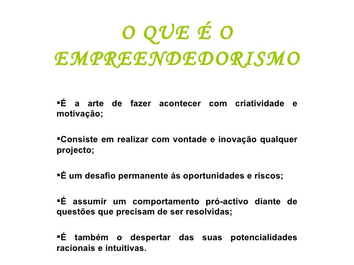 O que o empreendedorismo for Esternotomia o que e
