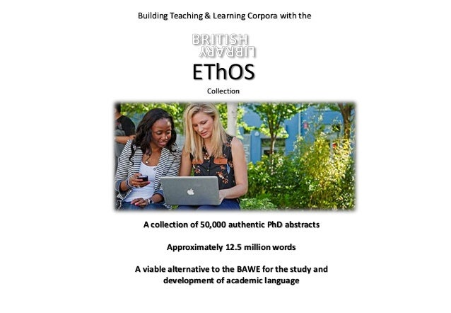 Building Teaching and Learning Corpora with the British
