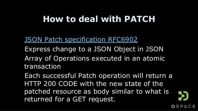 express patch request