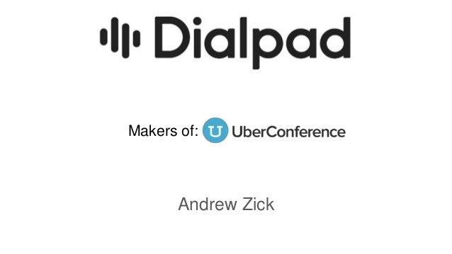 Dialpad Company Presentation