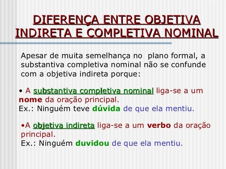 Oracao Subordinada Substantiva Ii(1)