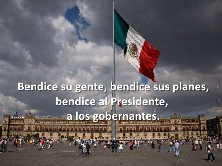 Resultado de imagen para ORACION POR MEXICO