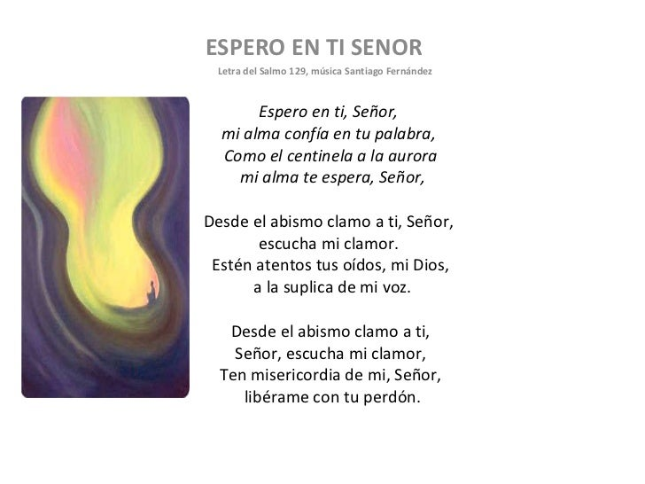 Oraci n y espiritualidad2 for Exterior no es la voz es clamor desde el alma