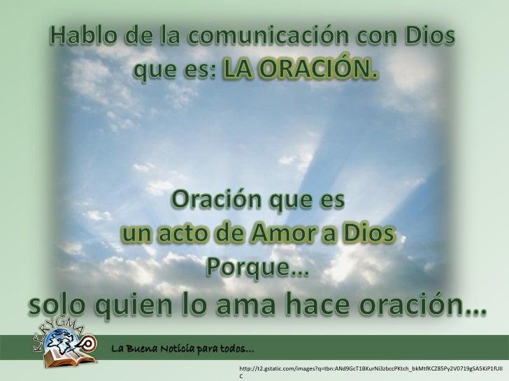 Oracion Slide 2