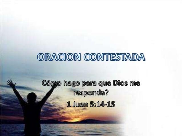 ©CÜ©N CCDNJÏIESÏAÜA               - hago para que Dios me 'fesponda?  ' 5 °14-1S
