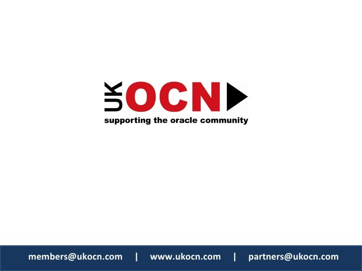 What is the best way to integrate ... - community.oracle.com