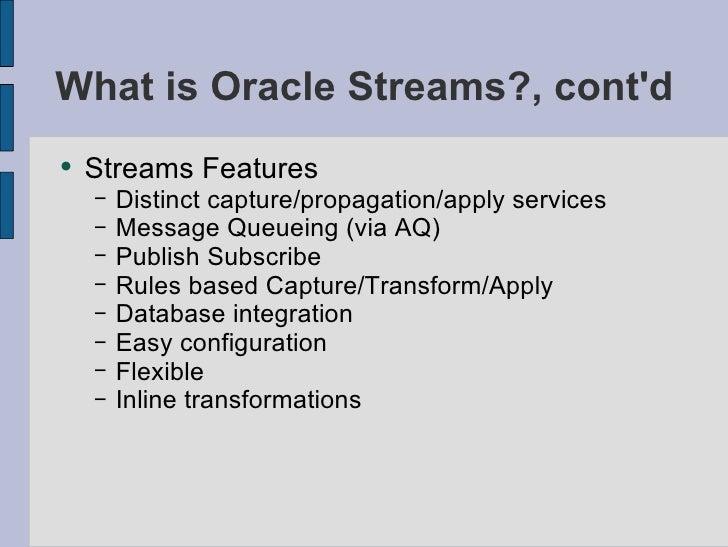 Oracle streams-step-by-step-ppt