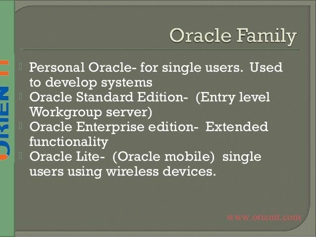 Oracle training-in-hyderabad Slide 3