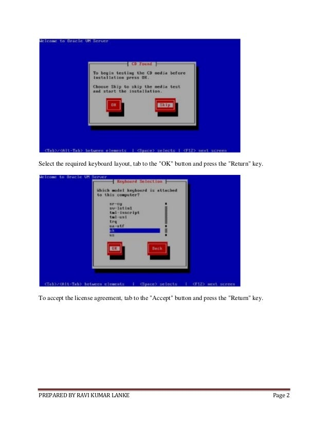 Oracle vm-installation Slide 2