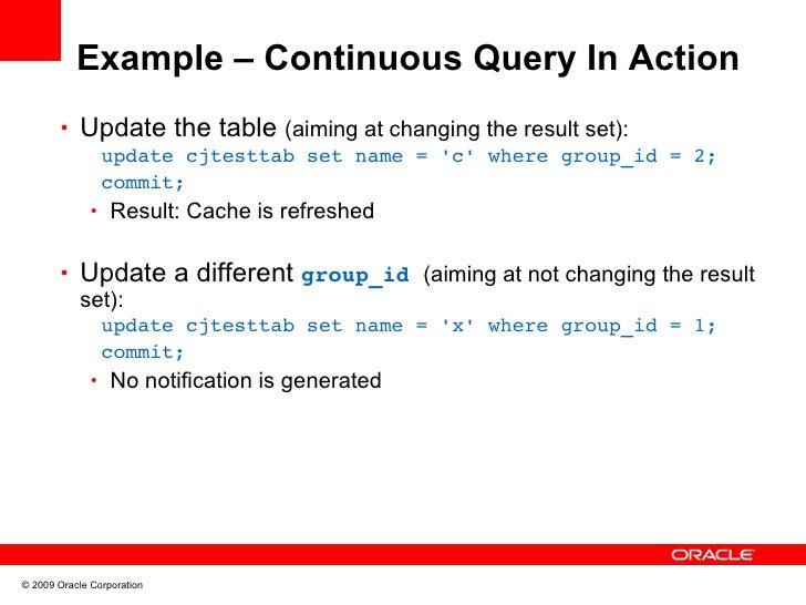 Amazing Update Table Set Oracle Part - 3: SlideShare