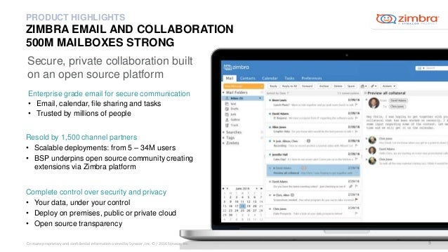 Deploy Zimbra Collaboration in Minutes—Not Days—with Oracle Cloud