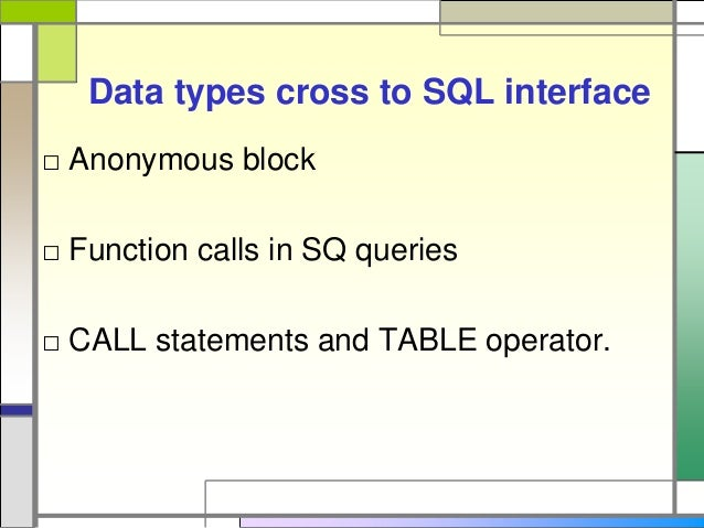 how to use if else statement in oracle sql query