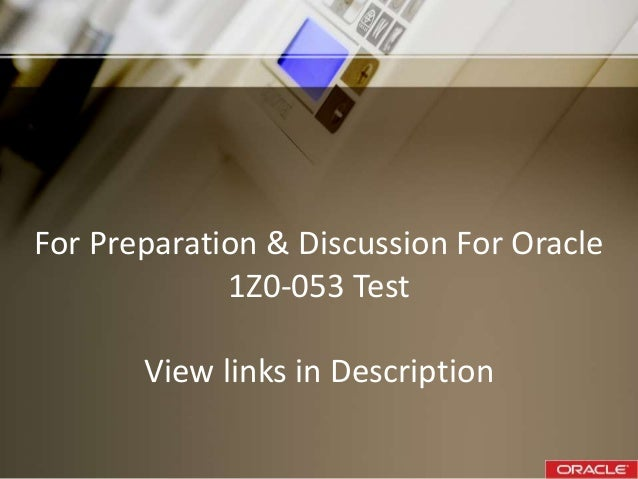 oracle 11g training material pdf