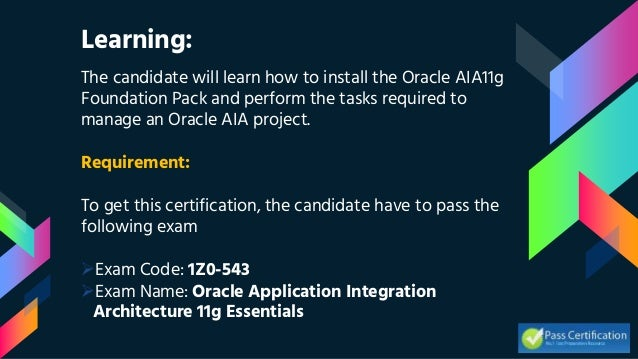 Oracle 1Z0-543 quality preparation material Slide 2
