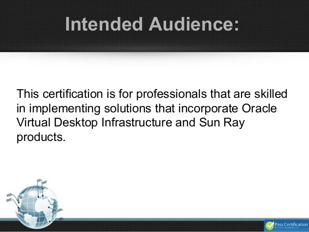 Oracle 1Z0-559 exams dumps helps you to pass your 1z0-559 exam Slide 3