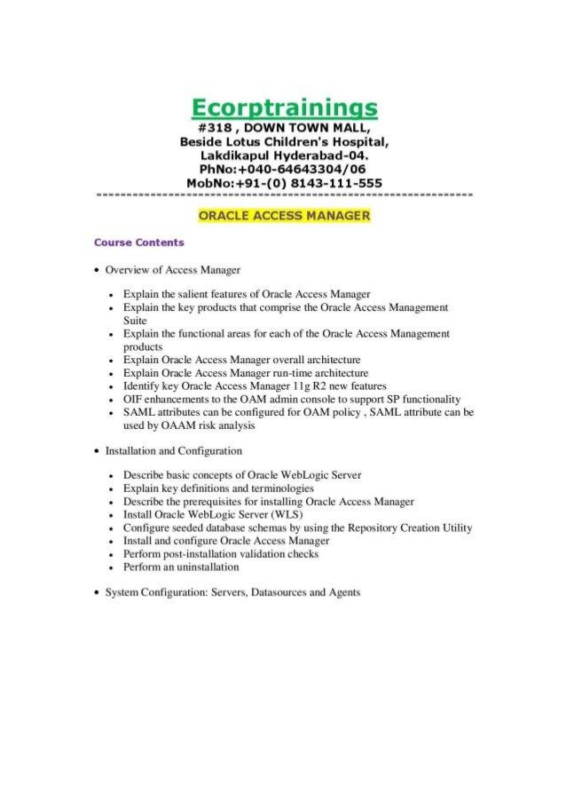 oracle soa training material pdf